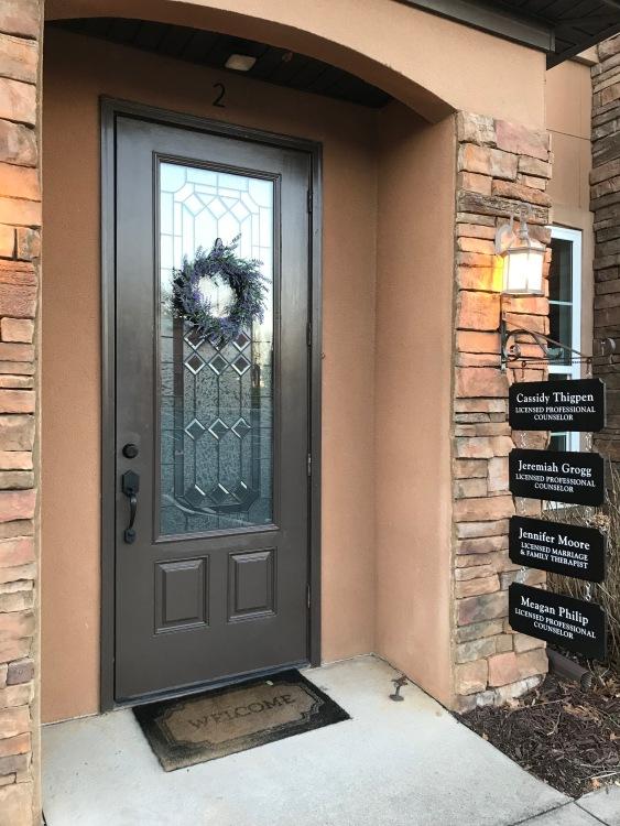 2020 Front Door